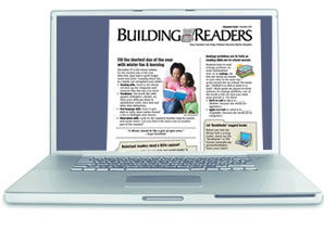 Building Readers Newsletter - English