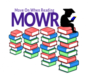 Move On When Reading Logo