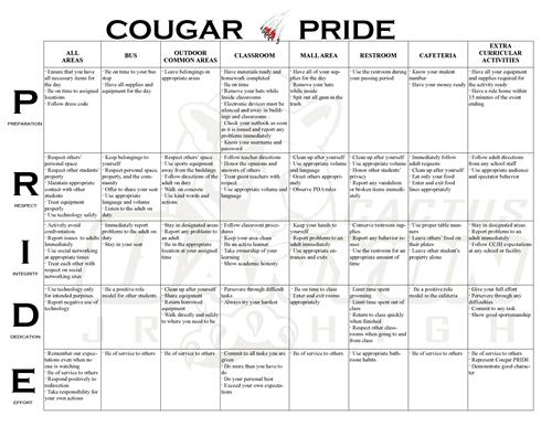 Pride Matrix