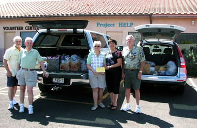 Rancho Mirage residents have generously supported Project HELP for more than a decade.
