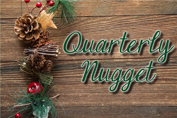 Quarterly Nugget December 2018