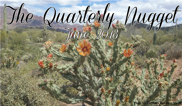 Quarterly Nugget June 2018