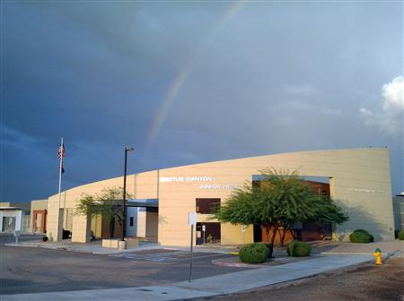 Cactus Canyon Junior High School